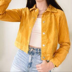 pacsun corduroy jacket